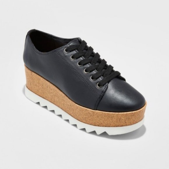 8e3abd2713d Mossimo Juniper Platform Oxford Shoes